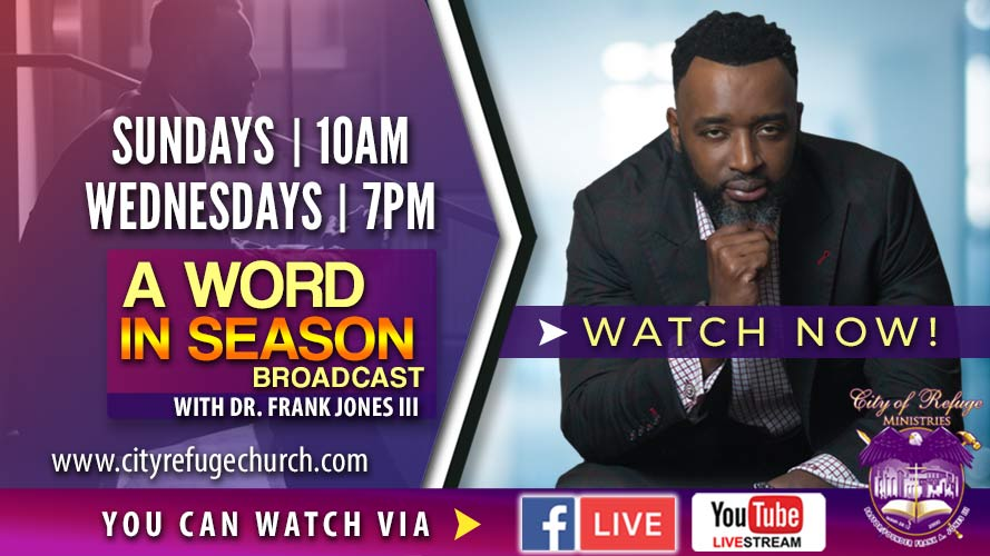 A Word In Season Broadcast